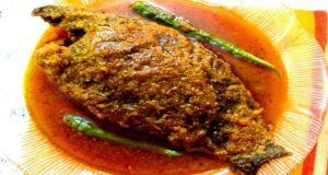 হেঁসেলিয়ানা: শাহী তেল কই, সুমিতা গোস্বামী 2