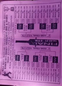 ক্রিকেটের শহরে শুরু মা-মাটি-মানুষ চেয়ারম্যান ট্রফি! ৮ দিন ক্রিকেটময় খড়গপুর, দেখে নিন কবে কার সঙ্গে খেলা 3